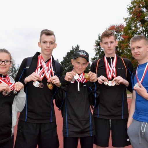 Spartakiada Sportowa Młodzieży Niesłyszącej – Olecko