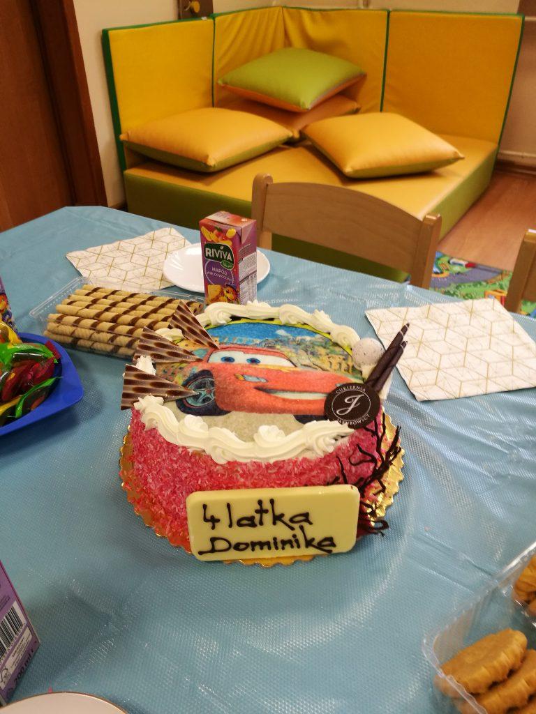Urodziny przedszkolaka