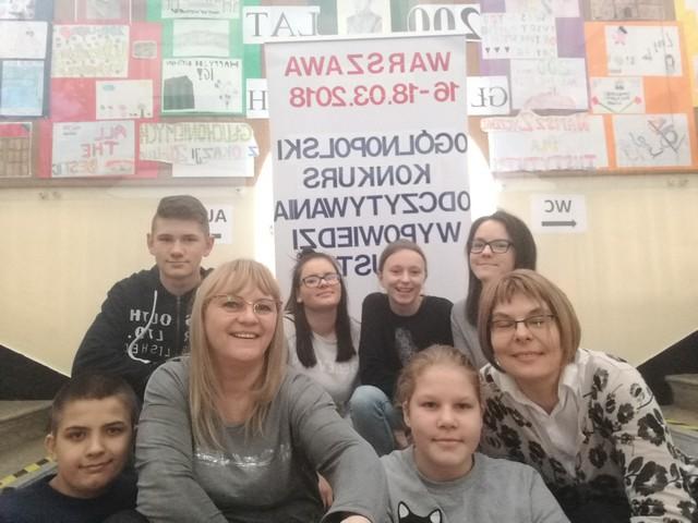 Ogólnopolski Konkurs Odczytywania Wypowiedzi z Ust – Warszawie