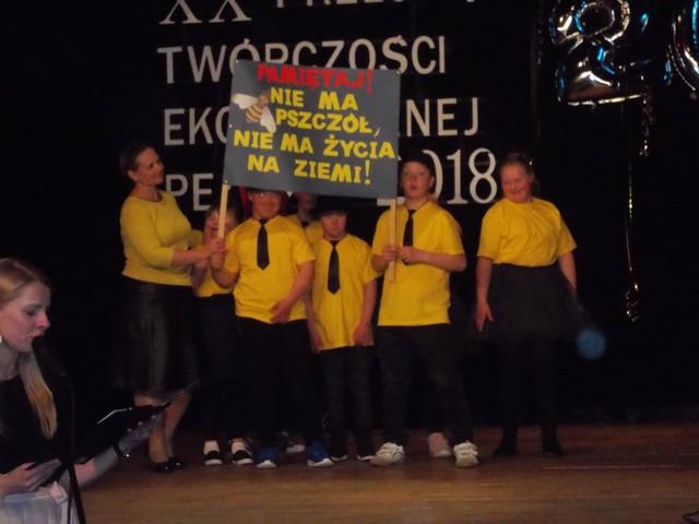"""XX PRZEGLĄD TWÓRCZOŚCI EKOLOGICZNEJ """"PESTKA 2018"""" –  SŁUPSK"""