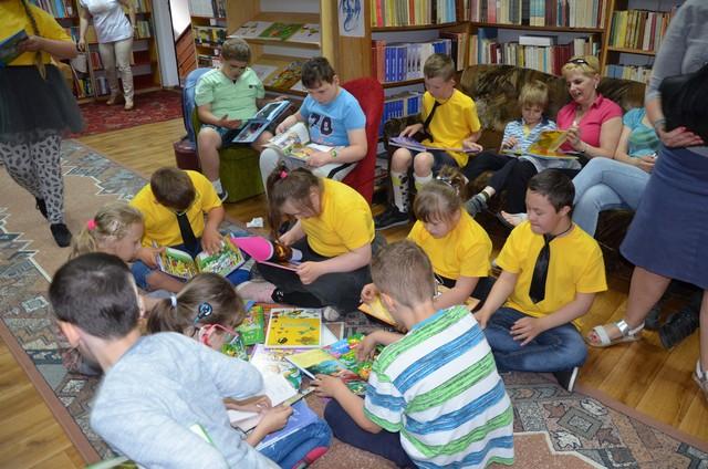 ŚWIATOWY DZIEŃ PSZCZOŁY – zajęcia w Bibliotece Miejskiej