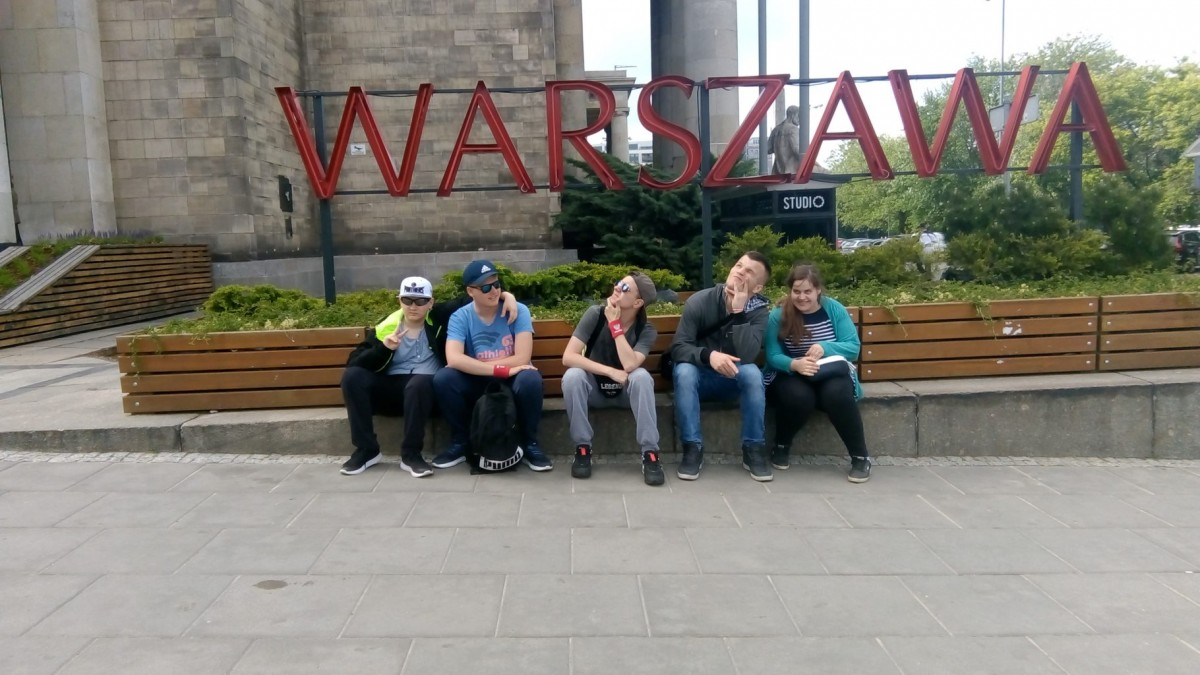 Wycieczka do Warszawy
