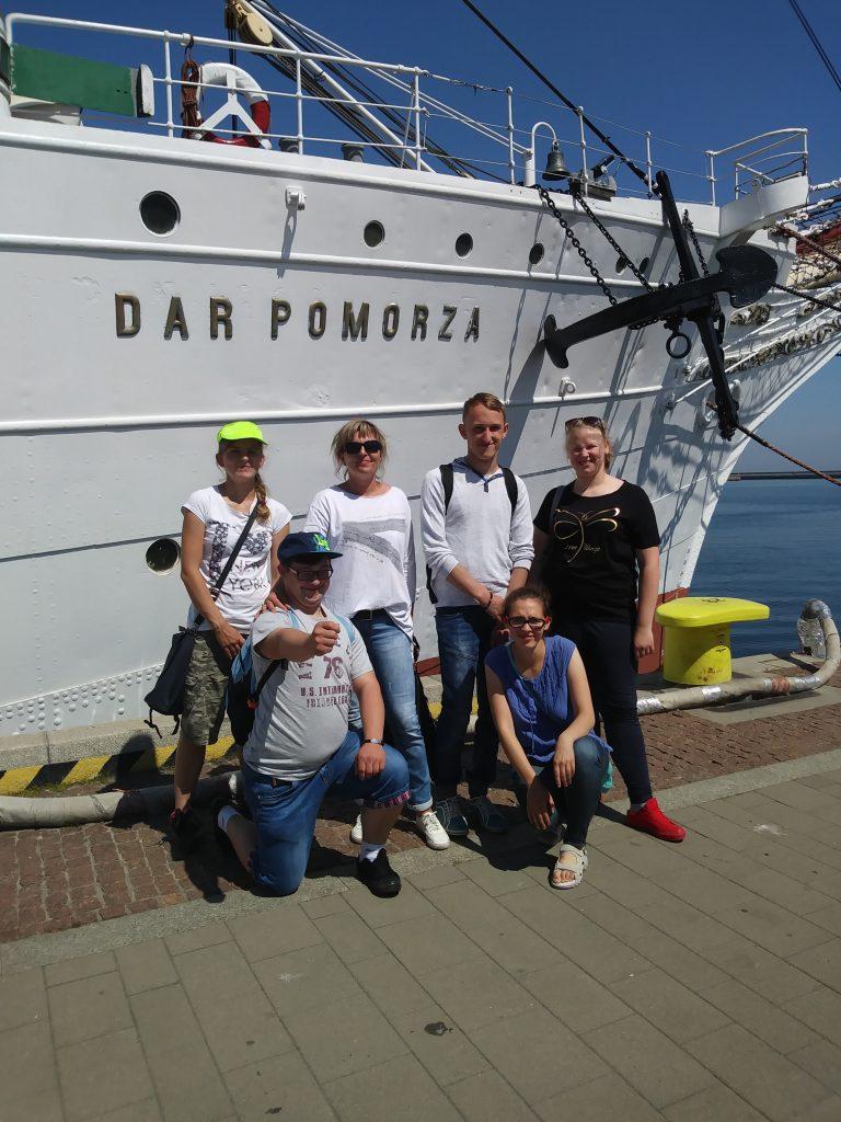Wycieczka do Gdyni i Gdańska