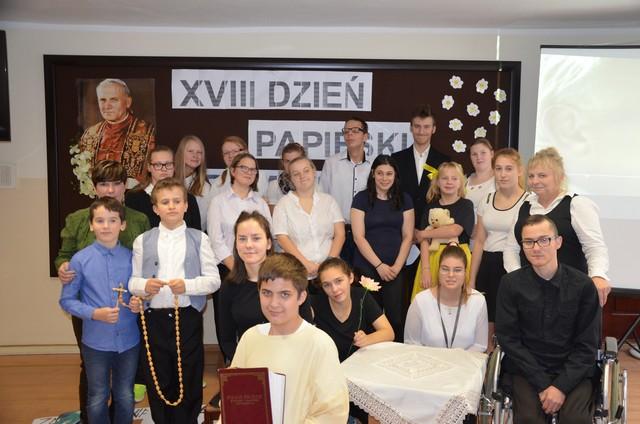 Obchody XVIII Dnia Papieskiego