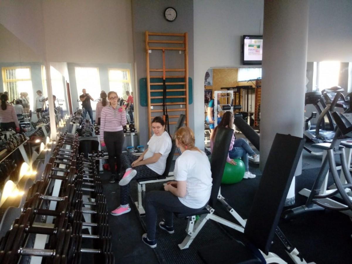 Lekcje wychowania fizycznego w Studio Kulturystyki i Fitness w Sławnie