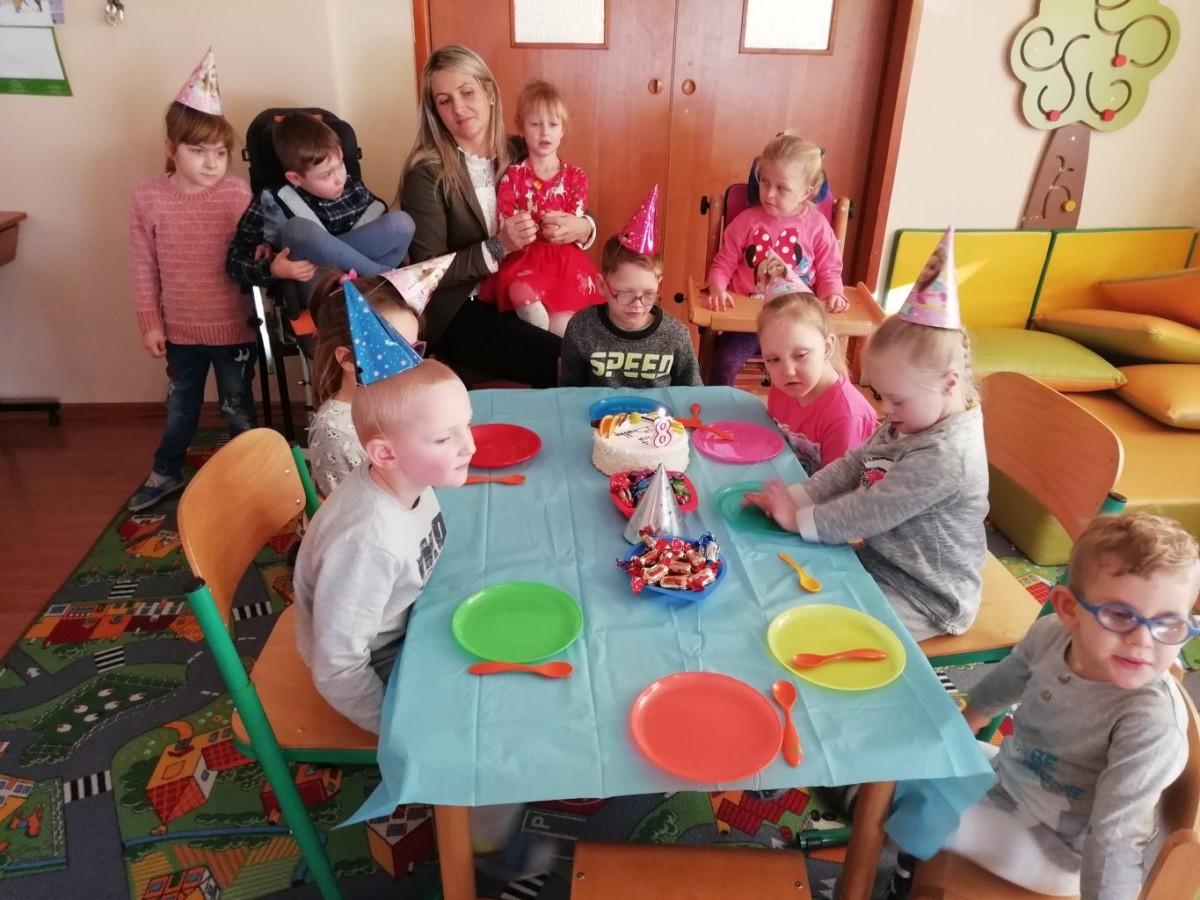 Urodziny w Przedszkolu zapamięta każdy przedszkolak!