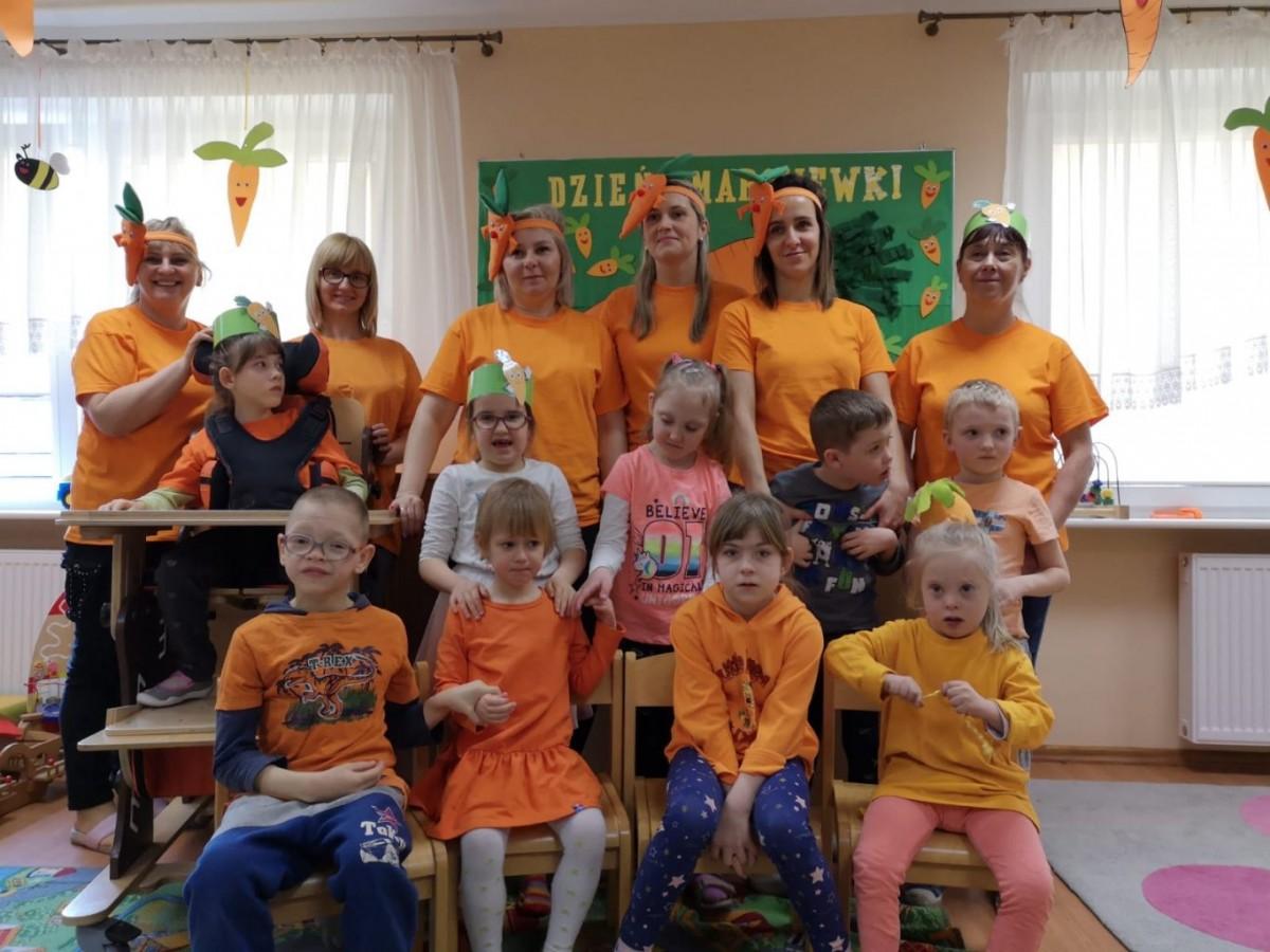 URODZINY MARCHEWKI – zajęcia w przedszkolu
