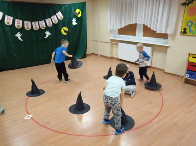 Święto wróżb i czarów w przedszkolu – 30.11.2020r.