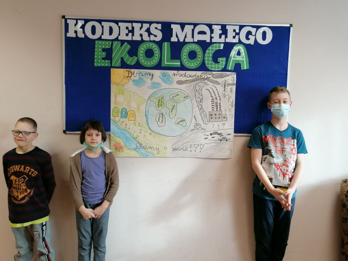 Ekologia w grupie I